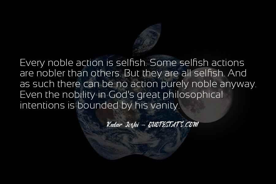 Quotes About Intentions And Actions #820809