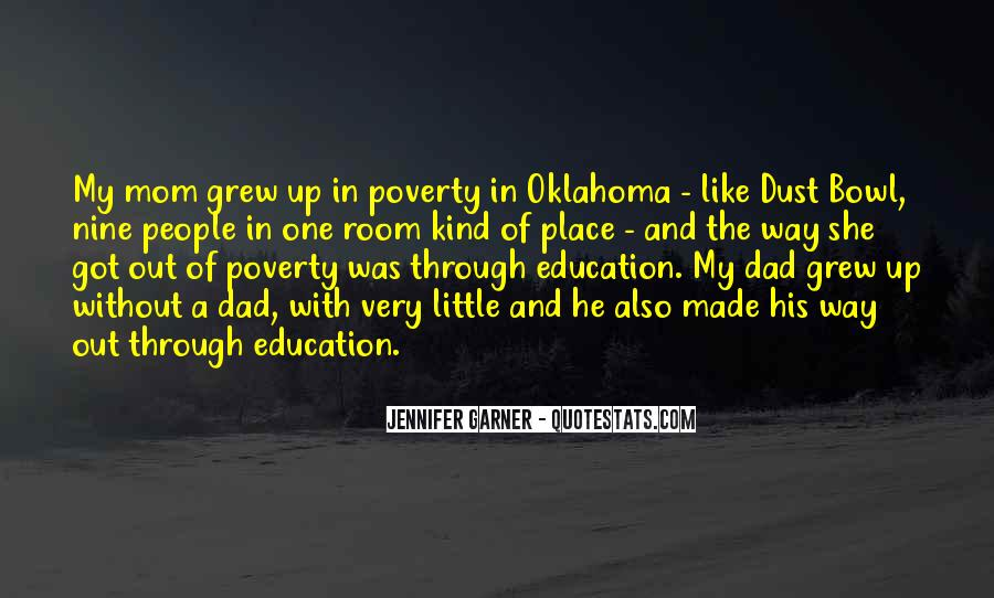 Quotes About The Dust Bowl #479567