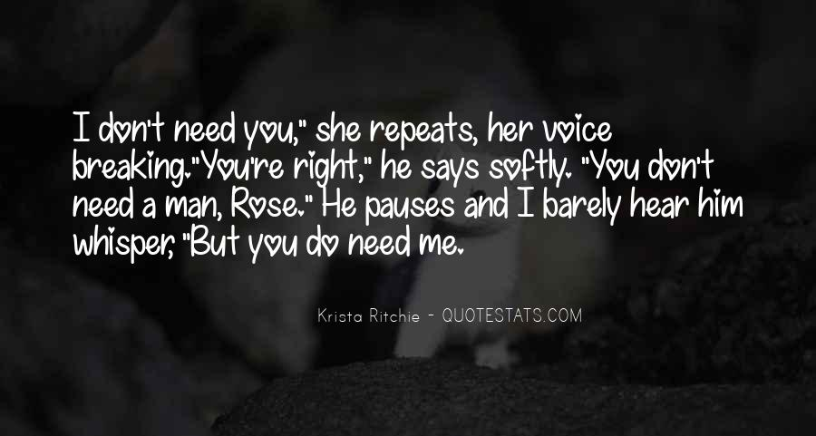Quotes About You Don't Need Him #1426751