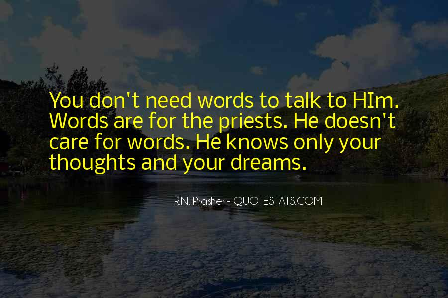 Quotes About You Don't Need Him #411540