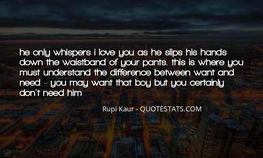 Quotes About You Don't Need Him #573475