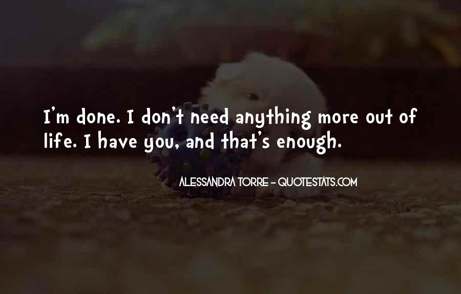 Quotes About You Don't Need Him #864801