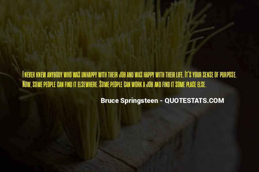 Quotes About Unhappy Work #1614126