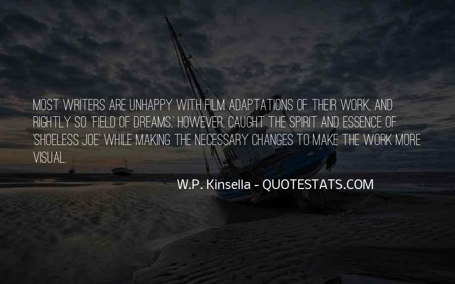 Quotes About Unhappy Work #959323