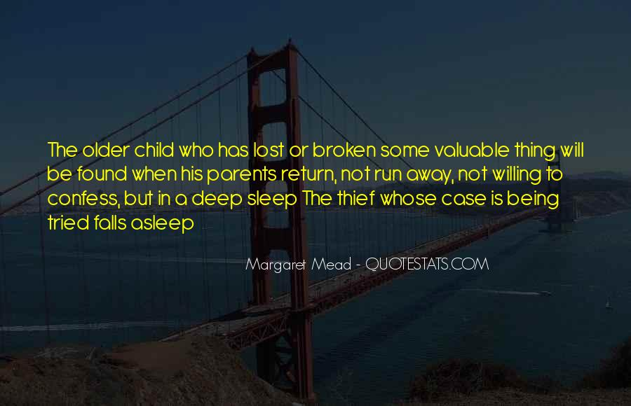 Quotes About Being Lost And Broken #1869318