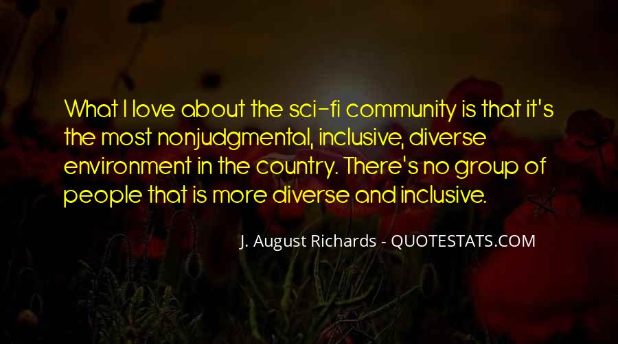 Quotes About Community Love #113034