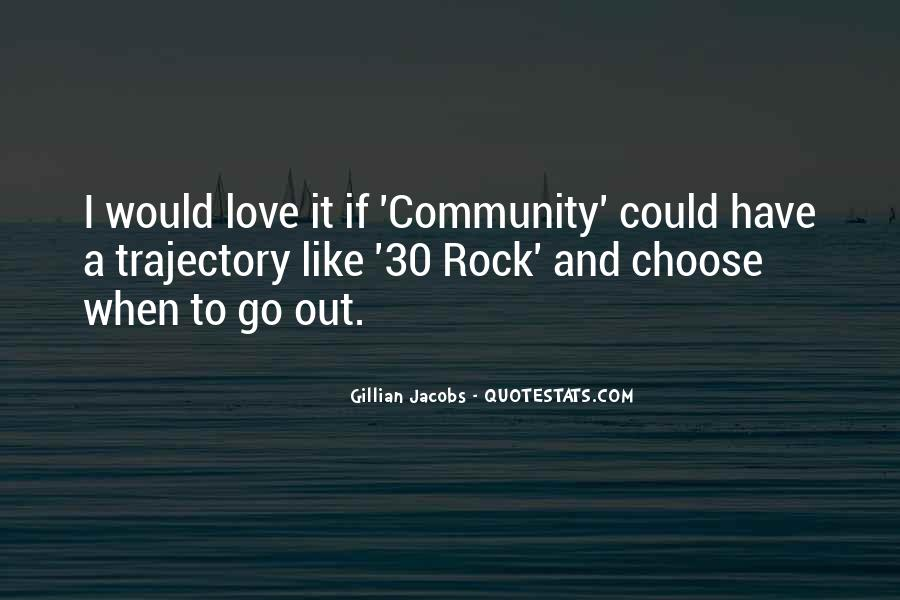Quotes About Community Love #223055
