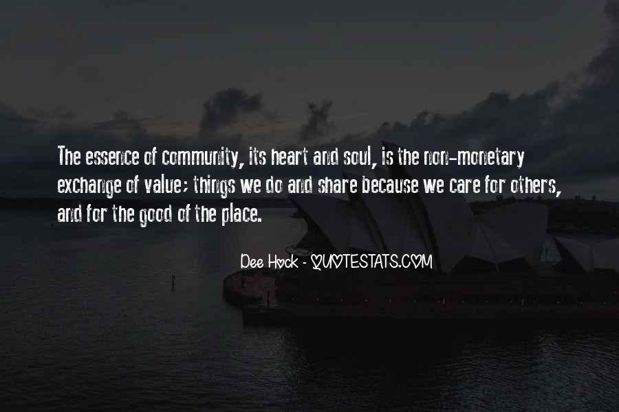 Quotes About Community Love #278369