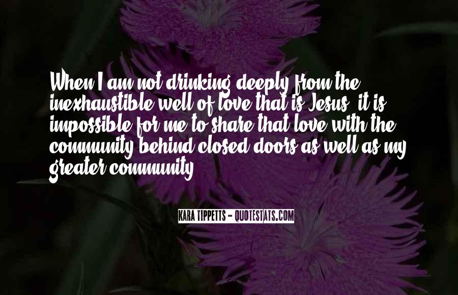 Quotes About Community Love #301949