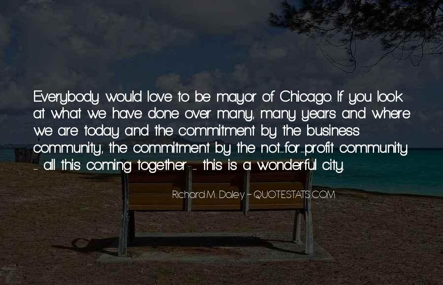 Quotes About Community Love #339543