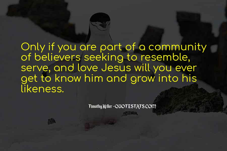 Quotes About Community Love #355184