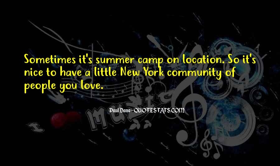 Quotes About Community Love #376142