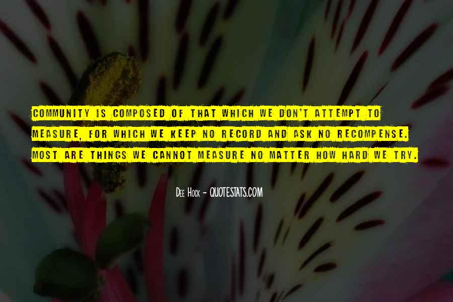 Quotes About Community Love #493178