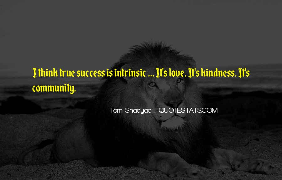 Quotes About Community Love #539512
