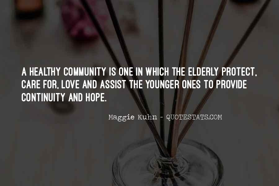 Quotes About Community Love #562499
