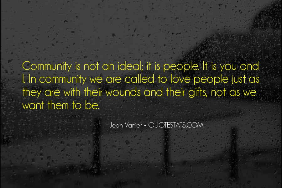 Quotes About Community Love #600964