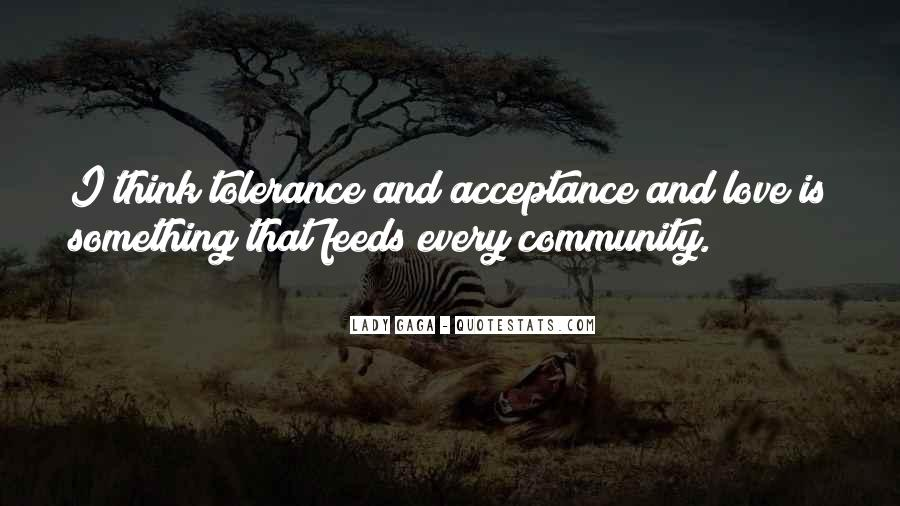 Quotes About Community Love #633853