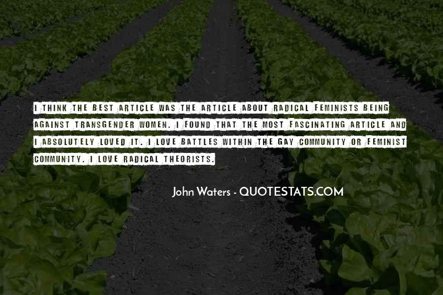 Quotes About Community Love #648867