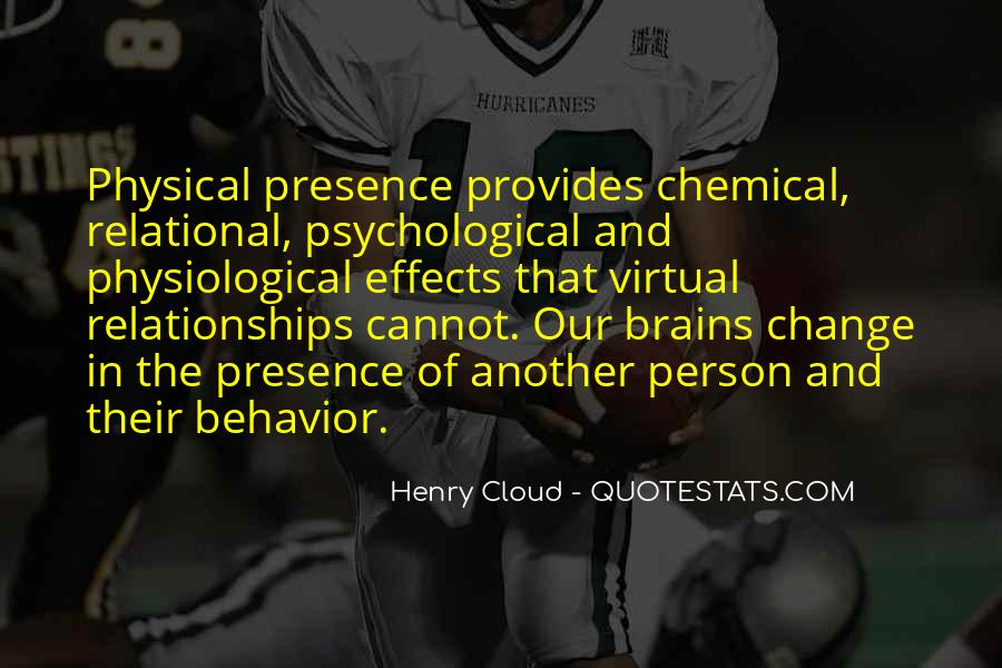 Quotes About Chemical Change #1232482