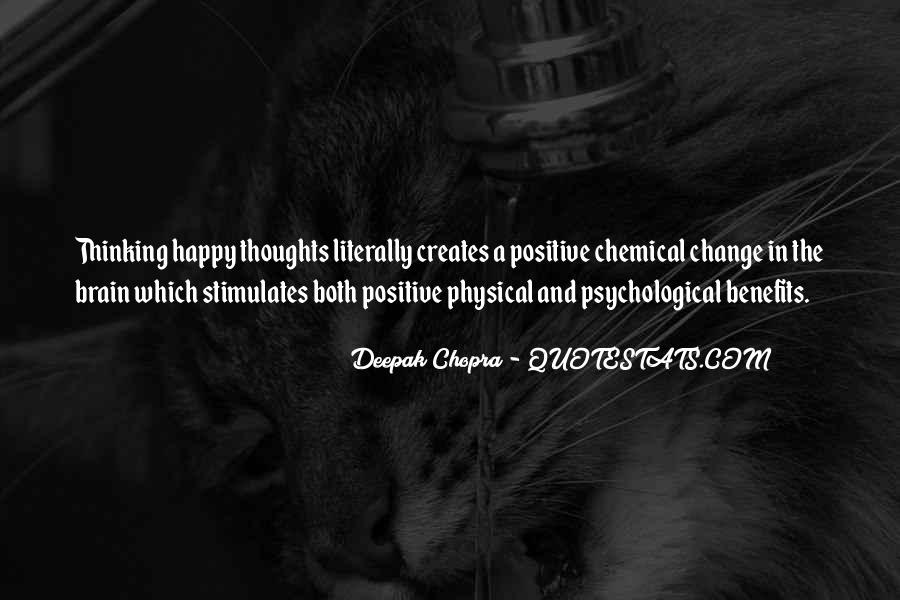 Quotes About Chemical Change #1544161