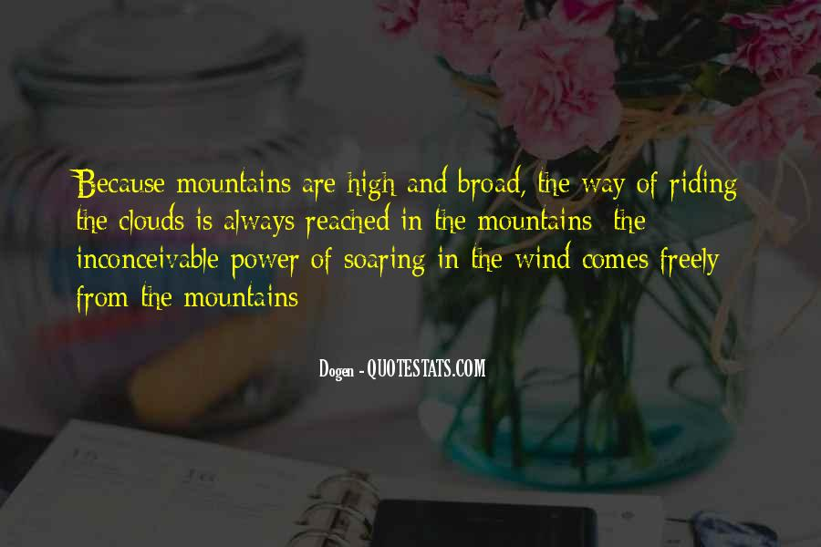 Quotes About Riding In The Wind #1104001