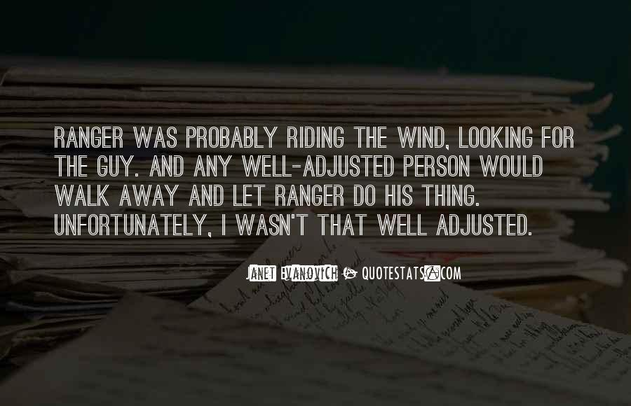 Quotes About Riding In The Wind #1419824