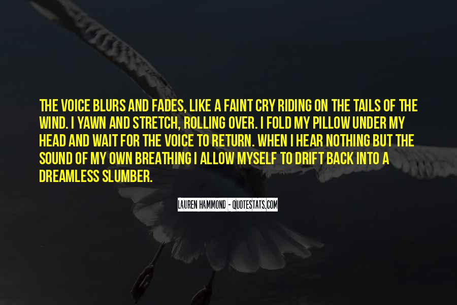 Quotes About Riding In The Wind #965715
