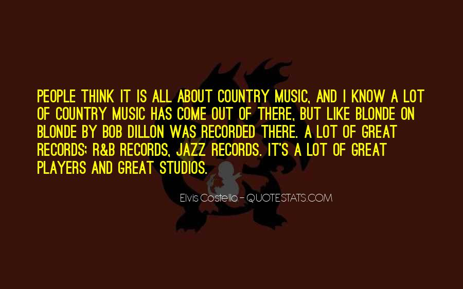 Quotes About Music Studios #229659