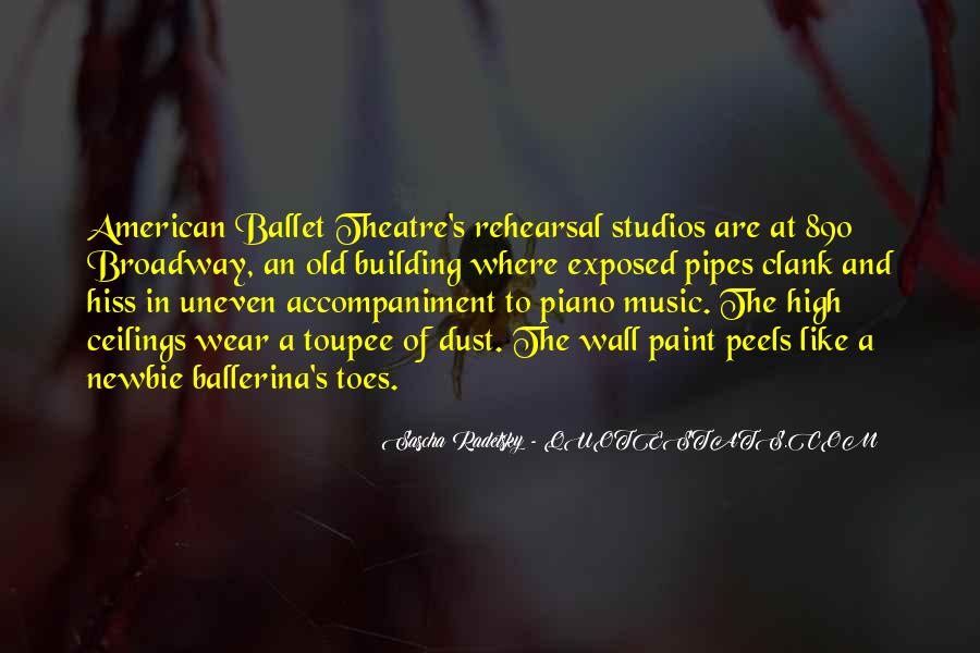Quotes About Music Studios #382299