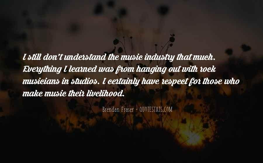 Quotes About Music Studios #433798