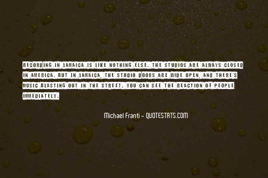 Quotes About Music Studios #570312