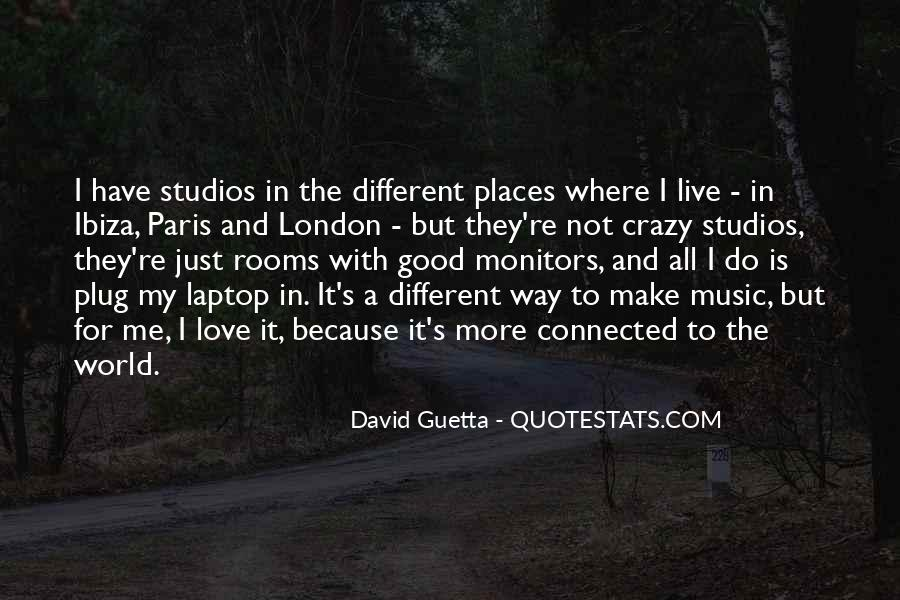 Quotes About Music Studios #908702