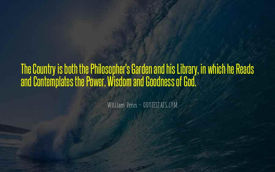 Quotes About God's Power #143528