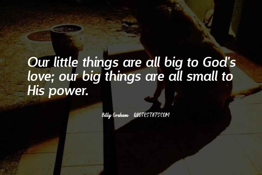 Quotes About God's Power #157209