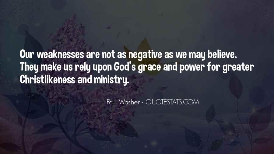 Quotes About God's Power #186601