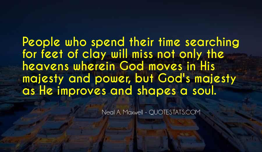 Quotes About God's Power #203816
