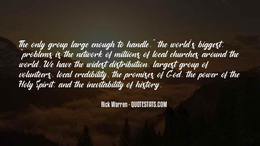 Quotes About God's Power #210173