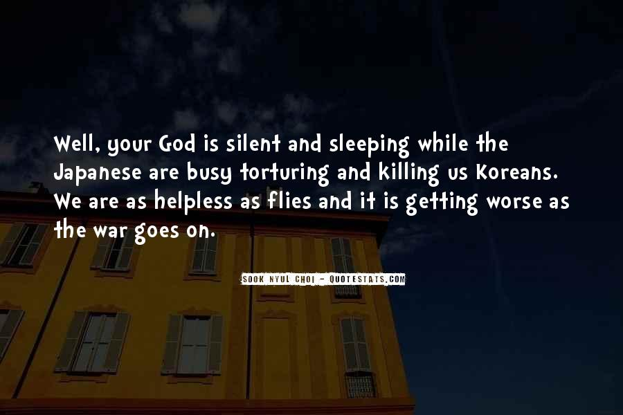 Quotes About God's Power #229199