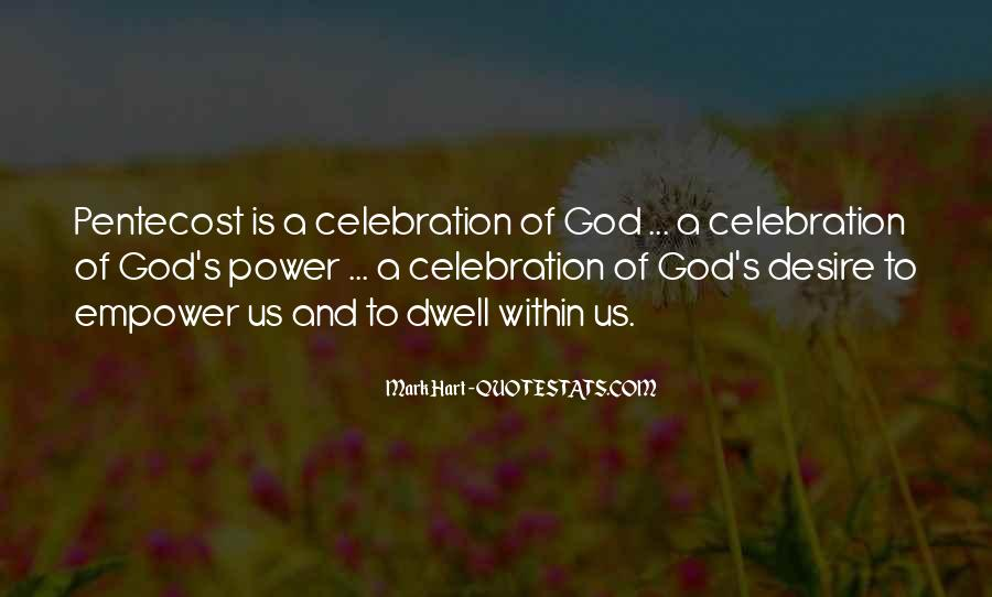 Quotes About God's Power #27127