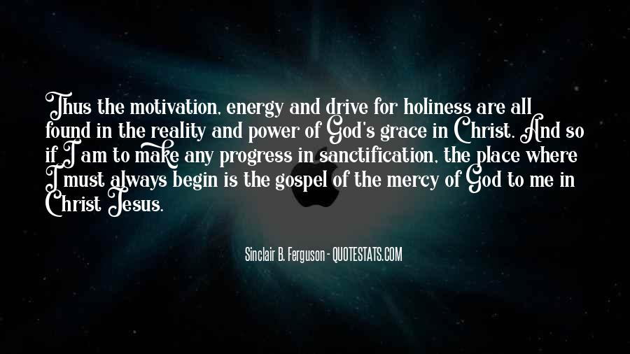 Quotes About God's Power #283327