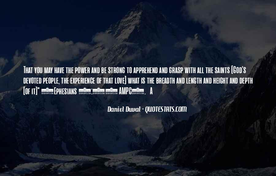 Quotes About God's Power #286543