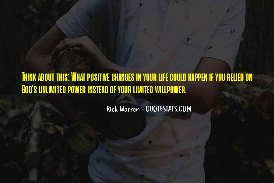 Quotes About God's Power #304364
