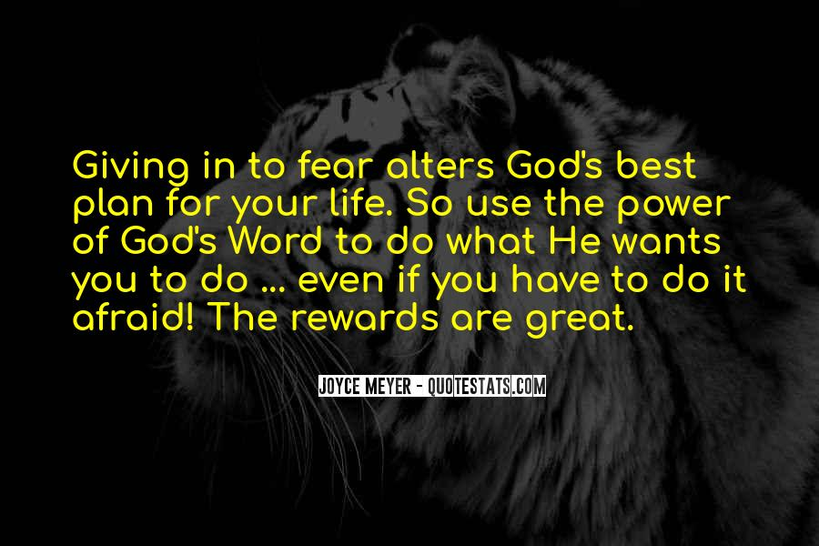 Quotes About God's Power #40590
