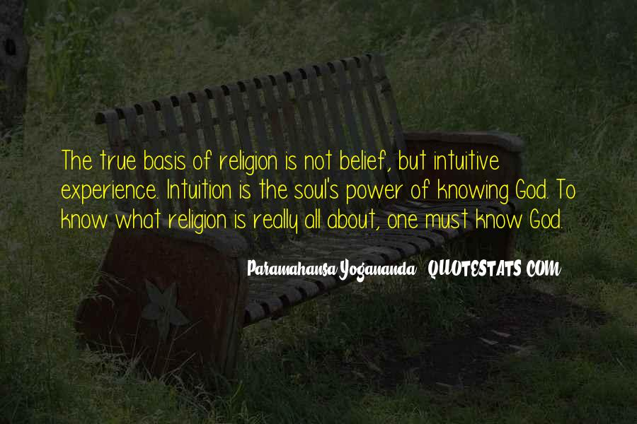 Quotes About God's Power #84596