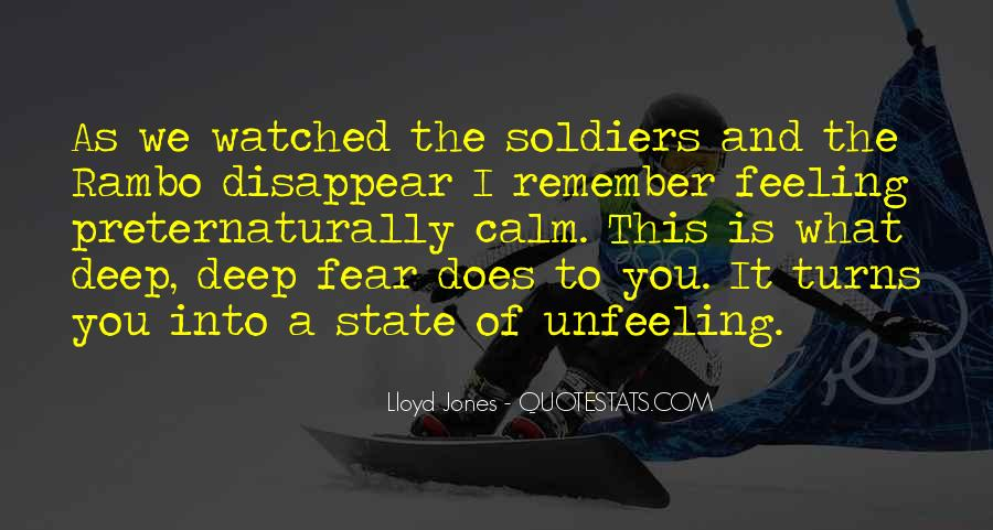 Quotes About Feeling Watched #937630