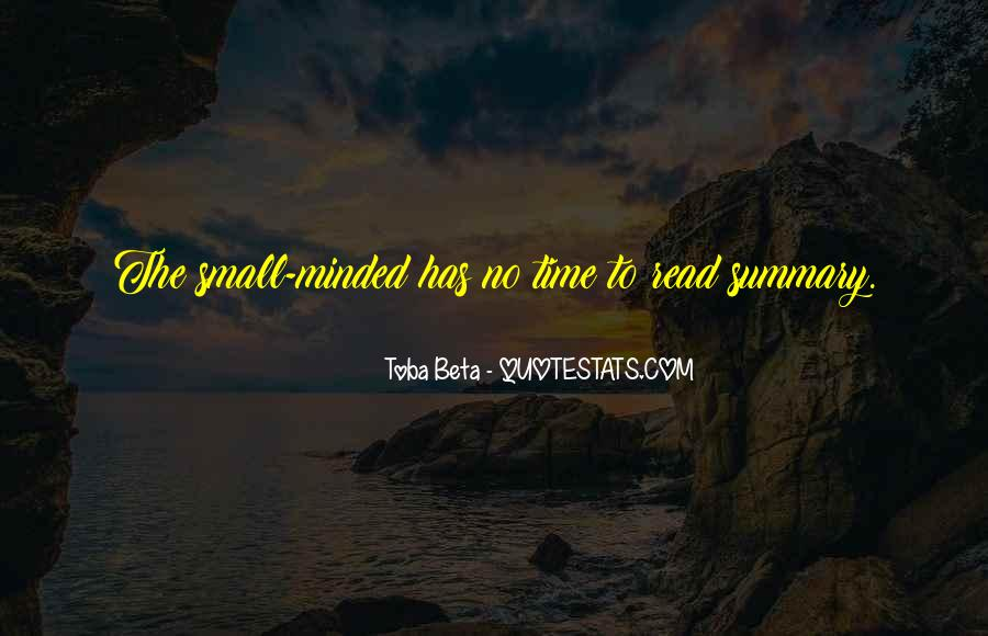 Quotes About Summary #1070797