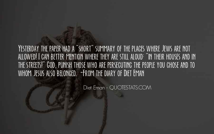 Quotes About Summary #121882
