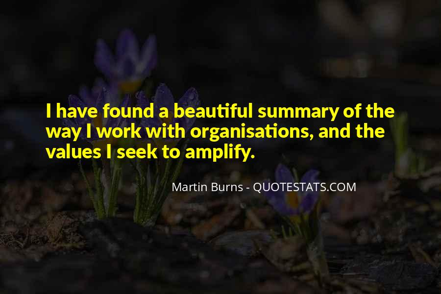 Quotes About Summary #1250577