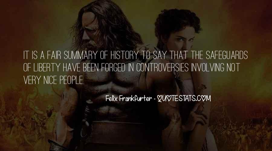 Quotes About Summary #194910