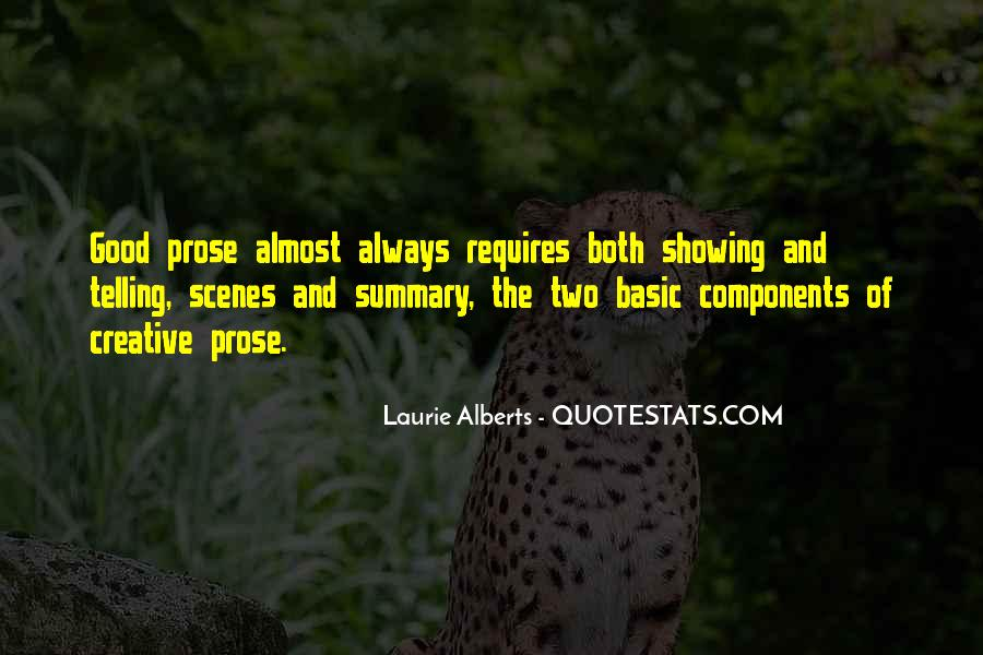 Quotes About Summary #637359